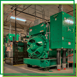 2.5MW Backup Generators