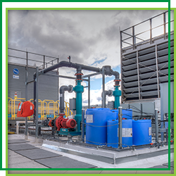 Cooling Tower Water Chemical Treatment
